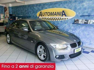 usata BMW 320 Serie 3 Coupé Msport-Int.Pelle-Tagl.Uff – AUTOM