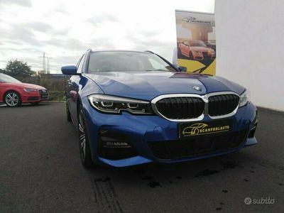 usata BMW 320 d Msport mild hybrid