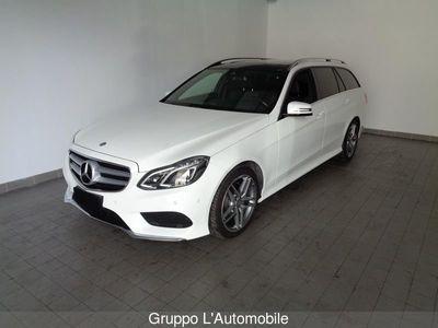 usado Mercedes 250 E SWcdi Premium 4matic auto