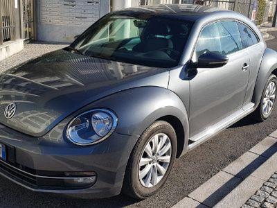 "brugt VW Maggiolino 1.6 Tdi cv 105 ""12 EUR 5 Permute"