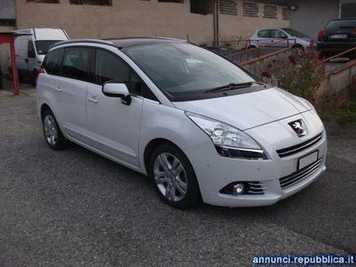 usata Peugeot 5008 2.0 HDi 150CV Allure tetto pan. Euro 5 rif. 7221831
