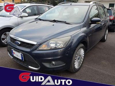 brugt Ford Focus Station Wagon 1.6 TDCi SW ECOnetic DPF