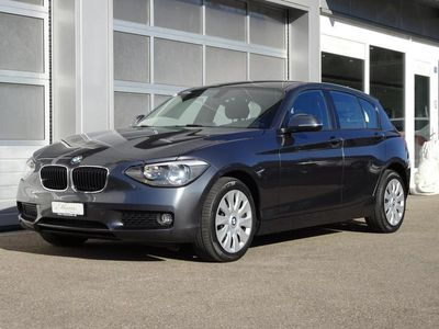 usata BMW 116 1Serie d Steptronic