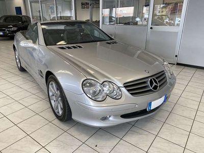 usata Mercedes SL500 TAGLIANDI MERCEDES