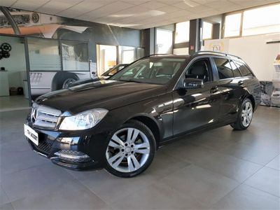 usata Mercedes C180 CDI S.W. BlueEFFICIENCY - 2014