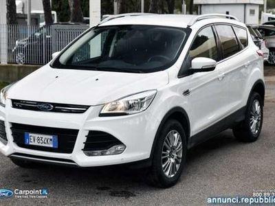 usata Ford Kuga 2.0 tdci Titanium 4wd 140cv powershift