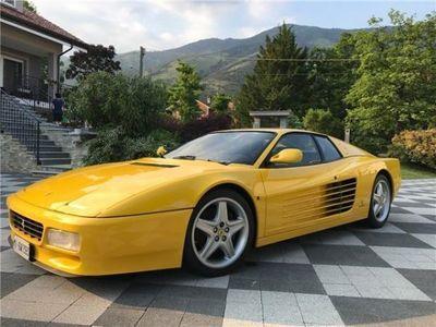 usata Ferrari 512 Testarossa/512 TRcat