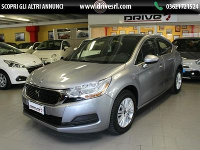 used Citroën DS4 BlueHDi 120 S&S Chic