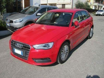 usata Audi A3 SPB 1.4 TFSI S tronic g-tron Ambition rif. 12956976