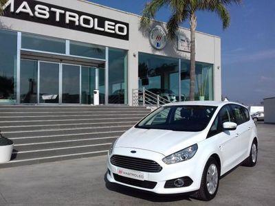 usata Ford S-MAX 2.0 TDCi 120CV Start&Stop Plus 7 Posti,Km Certific