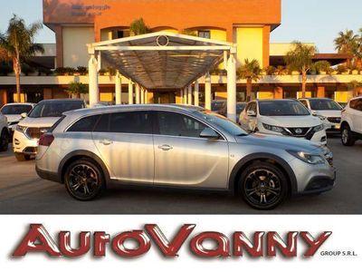 usata Opel Insignia Country Tourer 1.6 CDTI 136CV (NAVI-PELLE)