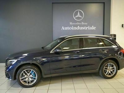 "usata Mercedes E350 Classe GLC (X253)4MATIC AUTOMATIC PREMIUM AMG ""NAVI/TEL/PTS/LEGA DA 19"""