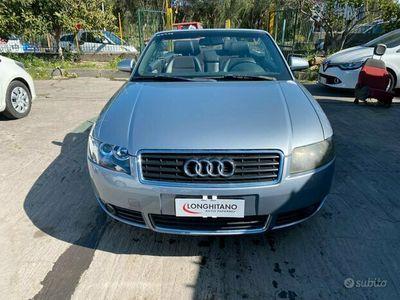 usata Audi A4 Cabriolet A4 2.5 V6 TDI cat Avant