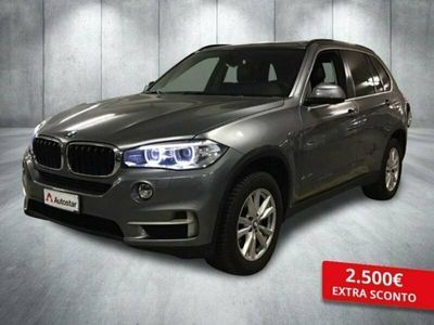 usata BMW X5 xdrive25d Business 231cv auto