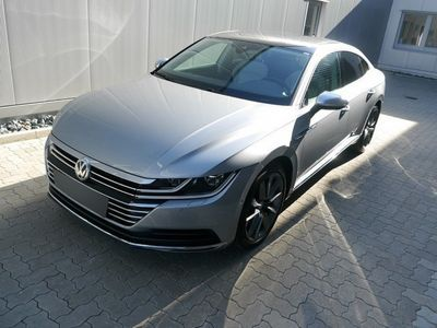 brugt VW Arteon 2.0 Tdi Dsg 4motion Elegance Active Info,