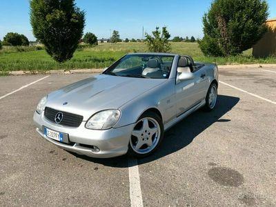 usata Mercedes SLK230 SLK 230 cat Kompressor