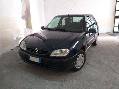 used Citroën Saxo TantaStrada con diecieuro NEOPATENTAT