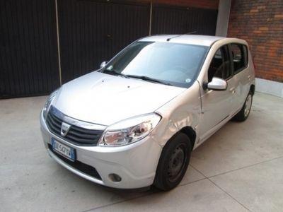 usata Dacia Sandero 1.2 16V Ambiance da rivedere di carrozzeria