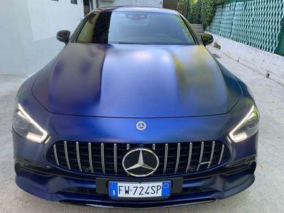 usata Mercedes AMG GT Coupé 4 (X290) Coupé 4 43 4Matic EQ-Boost