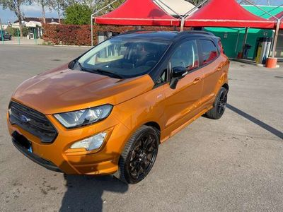 usata Ford Ecosport 1.5 TDCi 100 CV Start and stop ST LINE