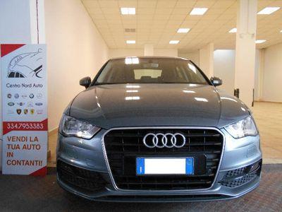 gebraucht Audi A3 SPB 1.6 TDI clean diesel Admired