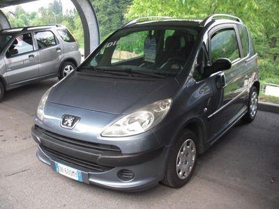 used Peugeot 1007 1.4 HDi Trendy