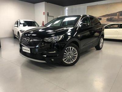 usata Opel Grandland X 1.6 diesel Ecotec Start aut 120CV