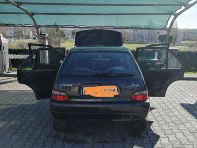 usata Citroën Saxo 1.1i cat 5 porte SX