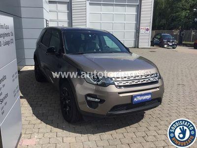 usado Land Rover Discovery DISCOVERYsp. 2.2 sd4 HSE Luxury awd 190cv auto