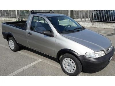 używany Fiat Strada 1.9 JTD Pick-up CLIMA+SERVOST.