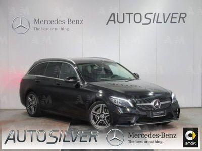 usata Mercedes 220 Classe C Station Wagond Auto Premium del 2018 usata a Verona