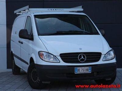 gebraucht Mercedes Vito 2.2 111 CDI PC-TN Furgone Compact