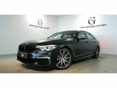usata BMW M550 d xdrive auto