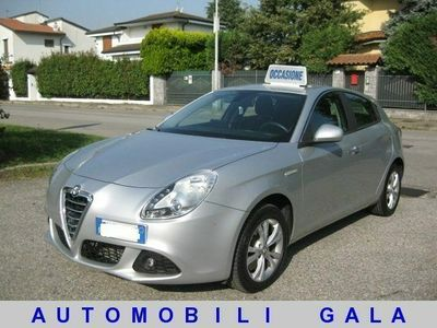 brugt Alfa Romeo Giulietta 2.0 JTDm-2 170 CV TCT Distinctive NAVI EURO 5/B