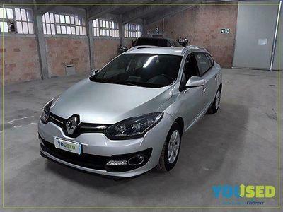 usata Renault Mégane 1.5 dCi 110CV Start&Stop SporTour Wave