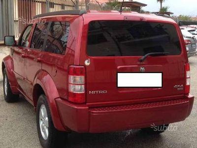 usata Dodge Nitro - 2009