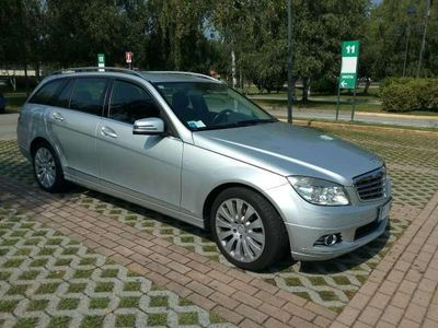 usata Mercedes C350 CDI S.W. 4Matic Elegance