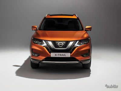 usata Nissan X-Trail 3ª serie - 2018
