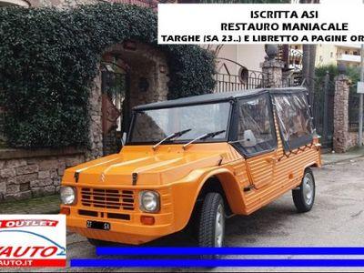 usata Citroën Méhari iscritta asi con crs - 1500 km dal restauro benzina