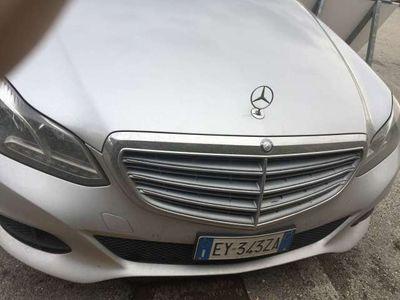 używany Mercedes E200 BlueTEC S.W. Automatic Business