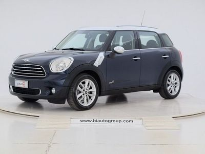 begagnad Mini Cooper D Countryman 1.6 Countryman ALL4