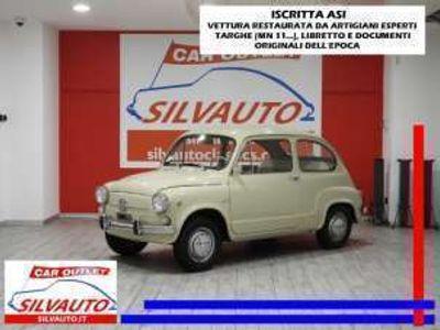 used Fiat 600D fanalona - iscritta asi benzina