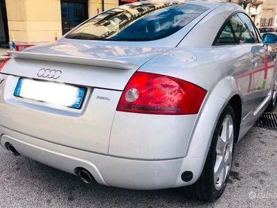 usata Audi TT 1.8. 225 cv 4x4