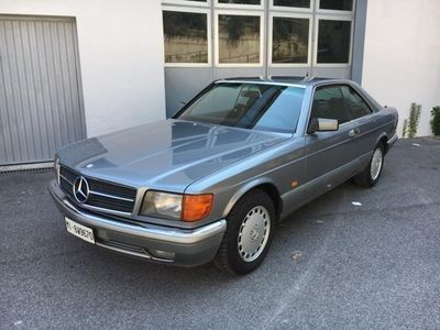 used Mercedes 420 cat Coupé
