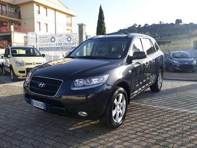 brugt Hyundai Santa Fe - 2008