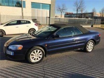 usata Chrysler Sebring 2.0 16V cat Touring Cabrio*GPL*CLIMA*CERCHI rif. 9908305
