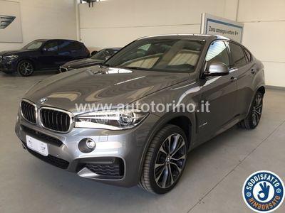 brugt BMW X6 X630D XDRIVE MSPORT