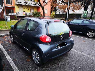 usata Toyota Aygo 1.0 12V VVT-i 3 porte (GPL)