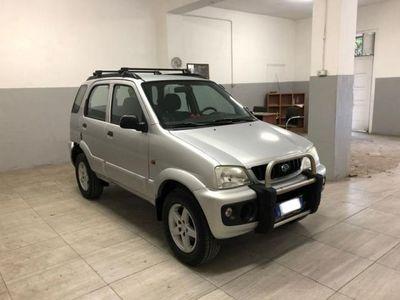usata Daihatsu Terios 1.3cc 4WD GPL NORD-ITALIA