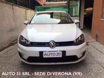 usata VW Golf gte 1.4 tsi dsg 5p. plug-in-hybrid elettrica/benzina